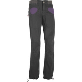 E9 Onda Story Trousers Women iron